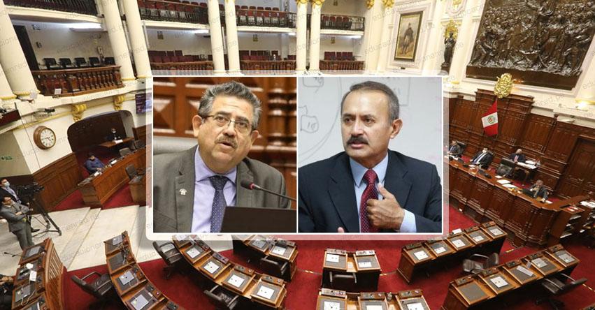 El Congreso busca Banda Presidencial tocando la puerta de los cuarteles