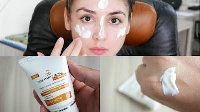 pele, proteção solar, hidratante facial, antioxidante, chá verde, vitamina E , cuidados de pele