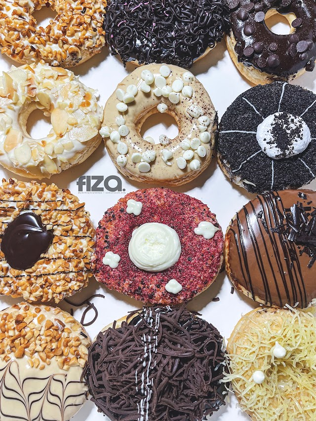 Moreh dan Sahur Donut Big Apple