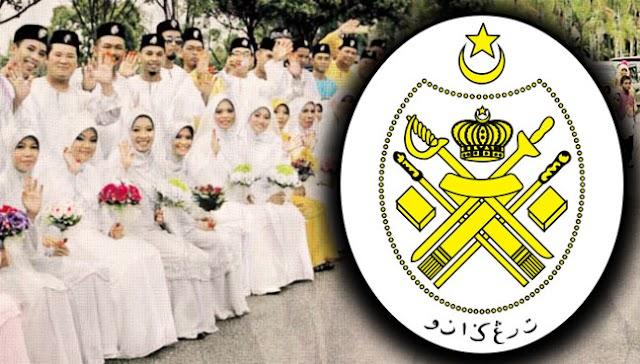 Bayaran Kursus Kahwin Di Terengganu Naik Tahun Depan