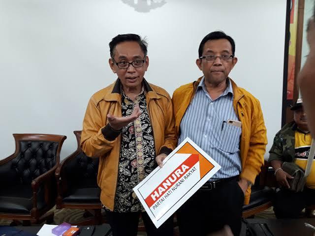 Pleno partai Hanura Pilkada Sorong Selatan 2020