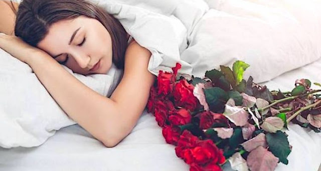 The smell of a rose during sleep would improve learning