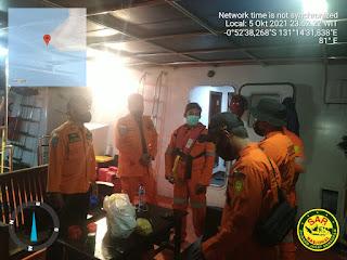 Kapal Rombongan Bupati Fakfak Menghilang Dalam Perjalanan Dari Sorong Menujuh Fakfak
