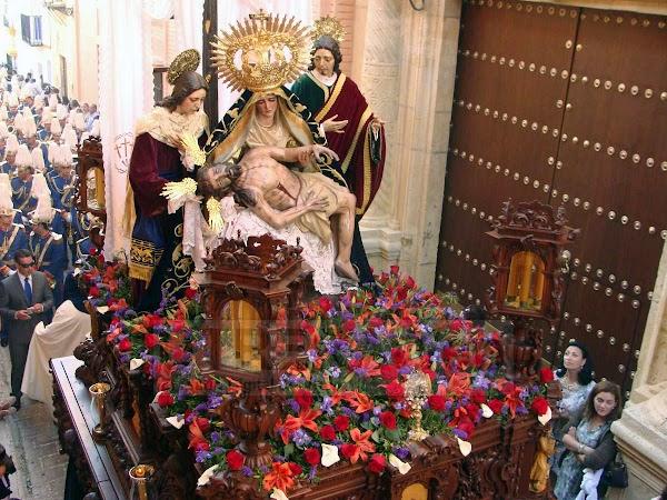 El misterio de la Quinta Agustia protagonizará el vía crucis oficial de la Cuaresma 2021 de Utrera