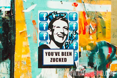 Privasi Facebook Paling Buruk Sedunia