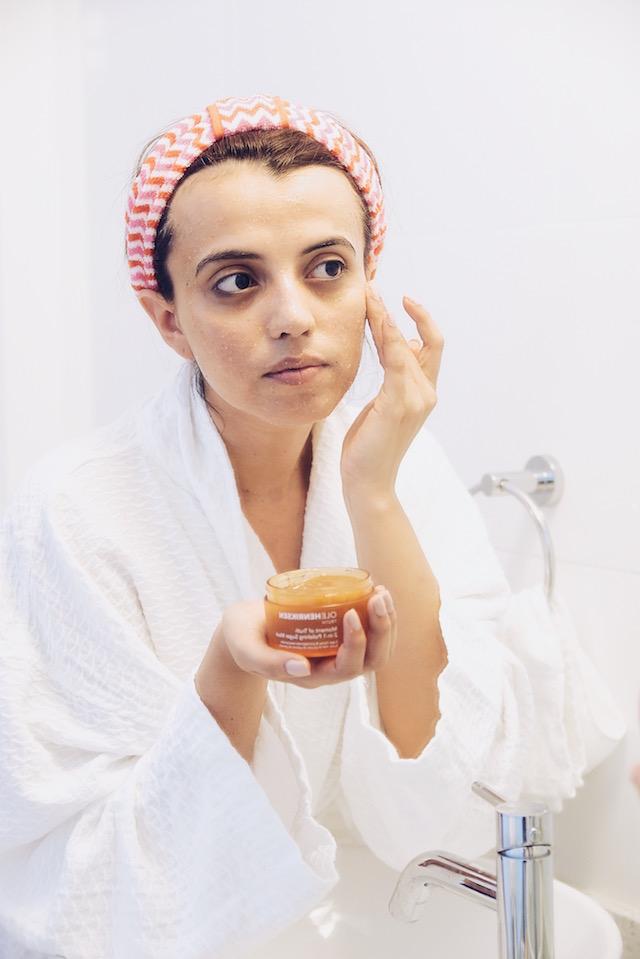 Mi Rutina De Noche Durante Hispanicize 2017-MariEstilo-DimeMedia-BeautyBlogger-Hispz17-travelblogger-mariestilotravels-beauty routine