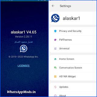 Alaskar WhatsApp v4.65
