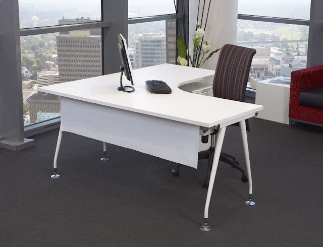 best trendy white office furniture sets for sale online