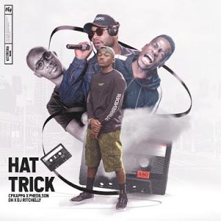 CFKAPPA & PHEDILSON x DH X DJ RITCHELLY - HAT TRICK (EP) 2019 [BAIXAR]