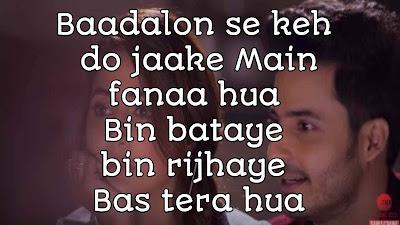 Mehfooz Lyrics | Hacked | Hina Khan - Arko Lyrics