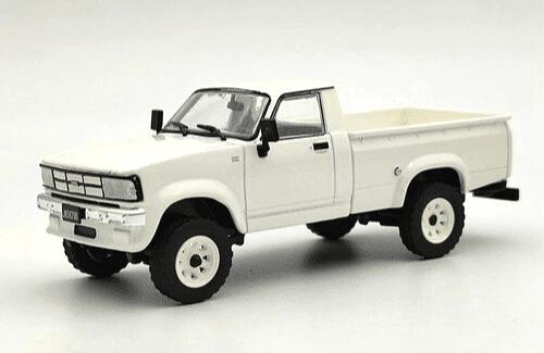 Eniak Durango 1986 1:43, autos inolvidables argentinos 80 90