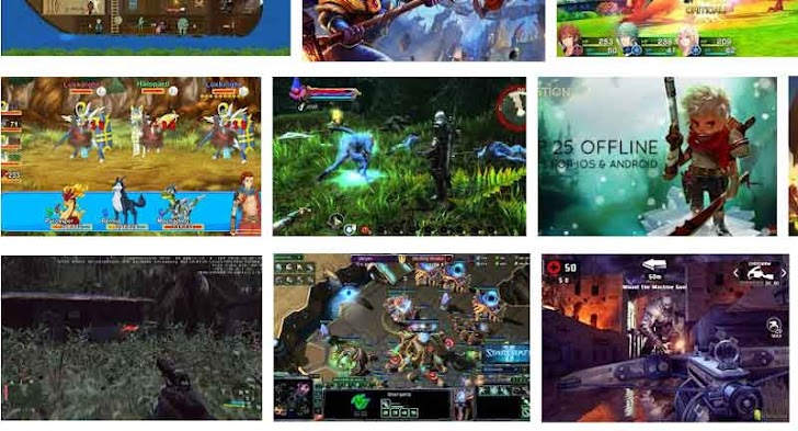 Download Game Offline Android Keren Terbaru