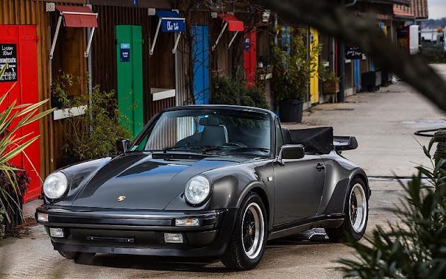 Coche Porsche Carrera 1989