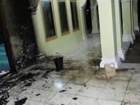 Heboh! Ada Percobaan Pembakaran Mesjid di Riau, Polisi Sebut Pelakunya