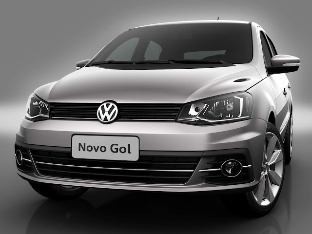 Novo VW Gol 2017 - financiamento