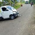 Kecelakaan Maut Di Jalan Poros Malili - Sorowako Tewaskan Tiga Orang