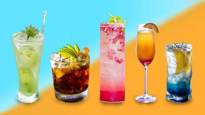 Những loại cocktail có thể uống về đêm mà không sợ tăng cân
