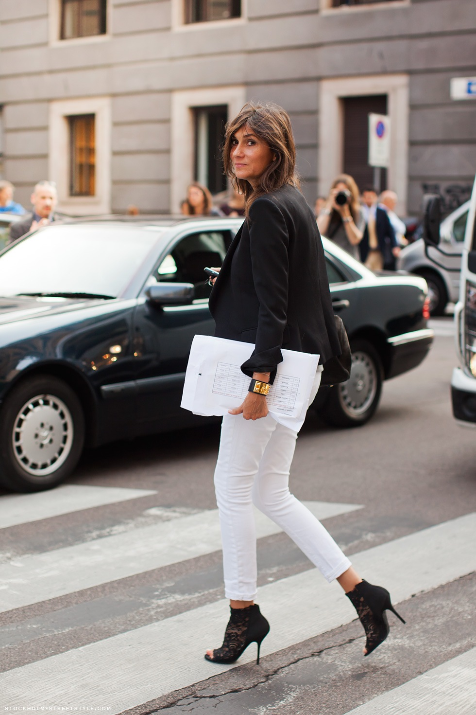 Emmanuelle Alt Style Du Monde: STYLE ICONS: Emmanuelle Alt