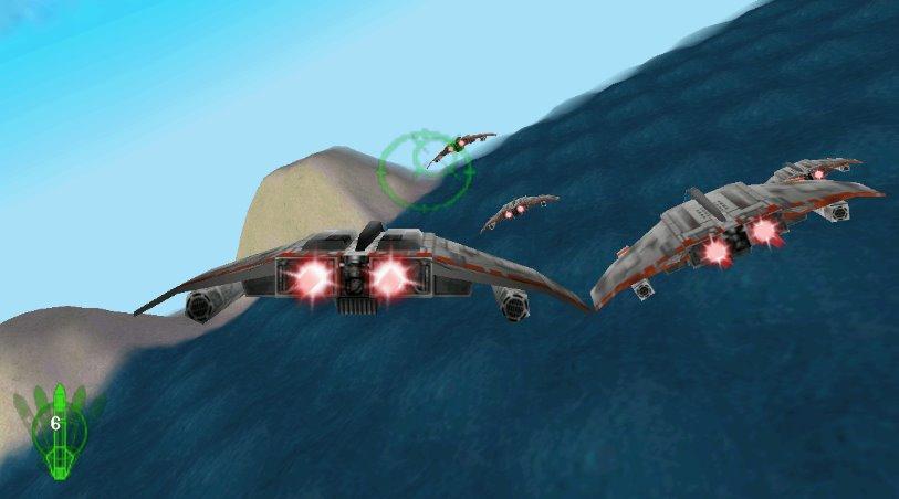 Star Wars Rogue Squadron 3D PC Full