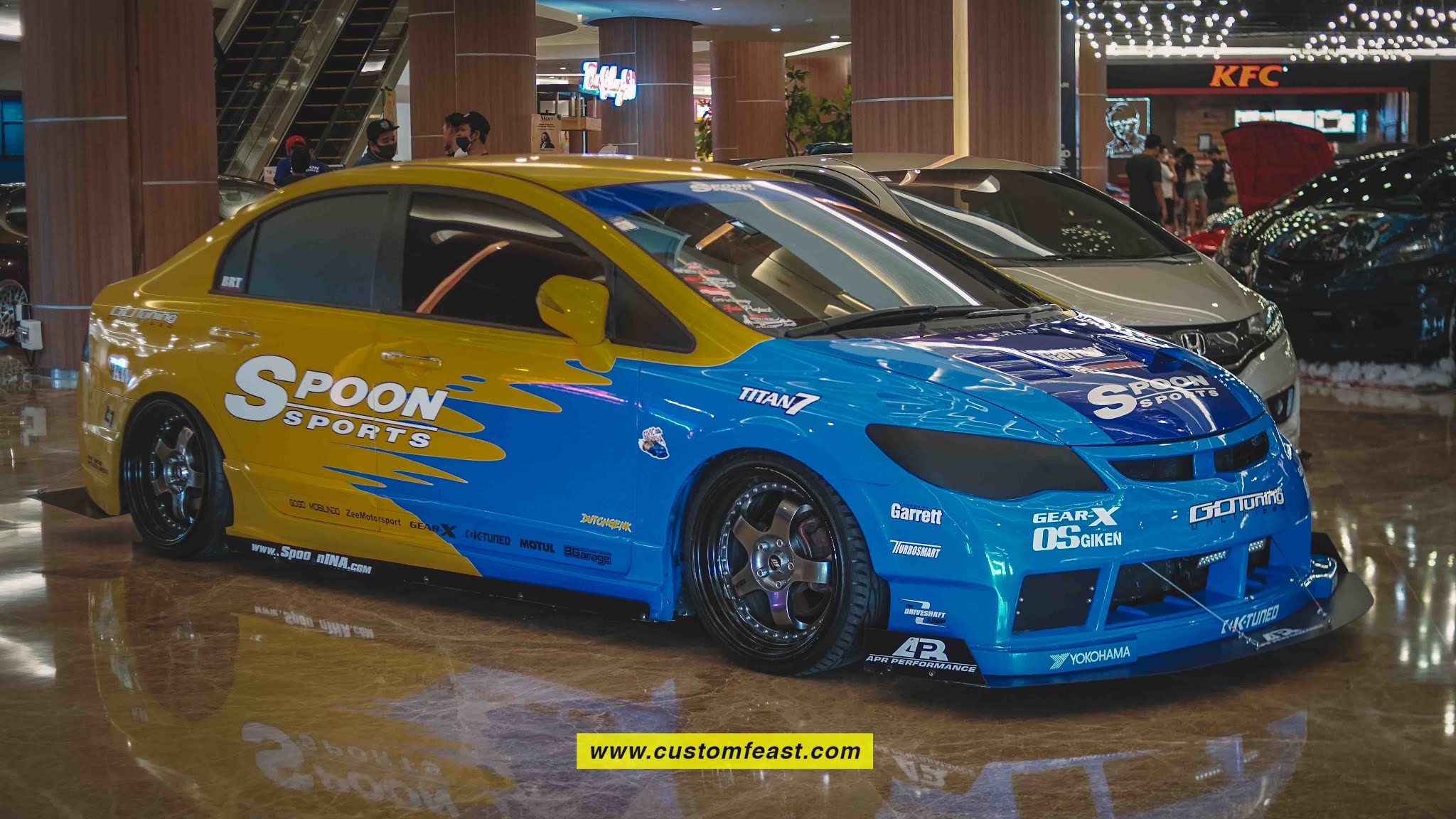 Modified Cars For Sale USA Spoon Sports Car