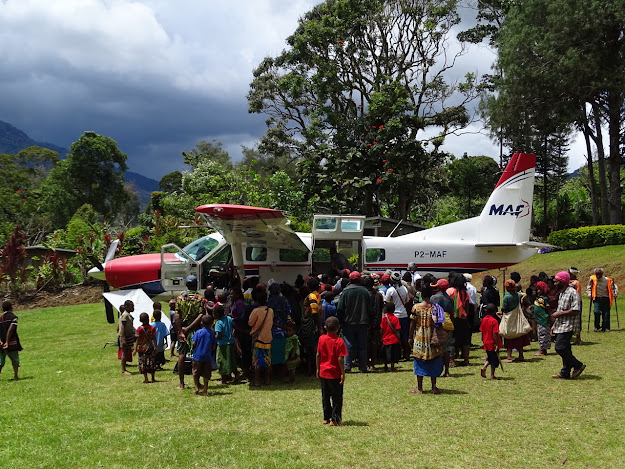 MAF in PNG