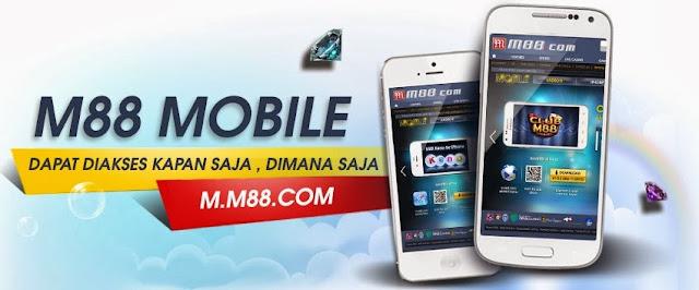 Cara Main Taruhan Sport M88 Di Smartphone