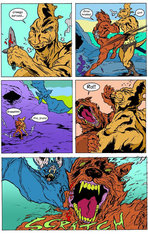 Dino Beasts - 3