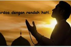 Do'a Untuk Mencapai Kemuliaan Yang Terdapat Dalam Al-Qur'an.