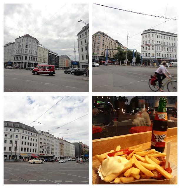 Onde comer e se divertir em Berlim -  Curry Mitte