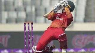 Zimbabwe vs Afghanistan 2nd ODI 2018 Highlights