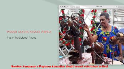 Pasar Mama-Mama Papua