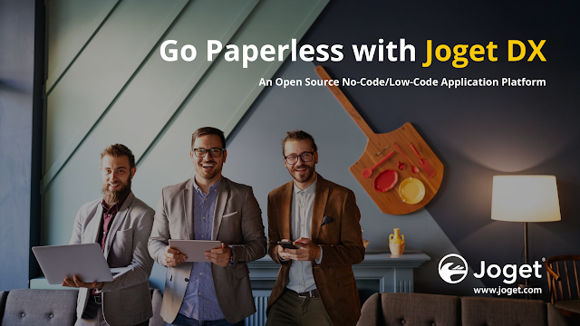 Go paperless and reduce paper processes