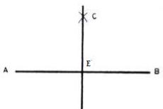 Gambar Konstruksi Geometris (Fungsi, Jenis, Cara Membuat)