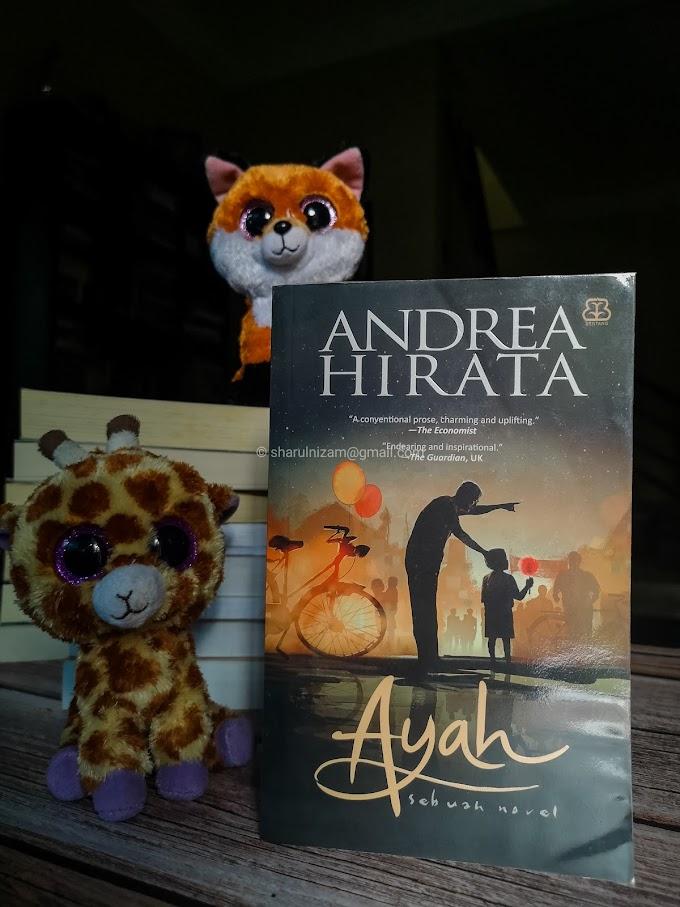[Buku] Ayah Oleh Andrea Hirata
