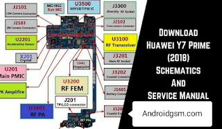 How To Download Huawei y7 prime service Manual PDF Schematics 2018 PDF Download to Androidgsm