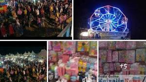 Anggota DPRD Banyuasin, Emi Sumiarta Sesalkan Hiburan Pasar Malam Di Tengah Pandemi Covid-19