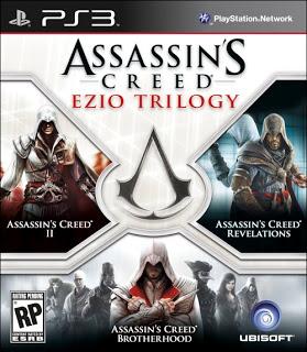 ASSASSINS CREED EZIO TRILOGY PS3 TORRENT