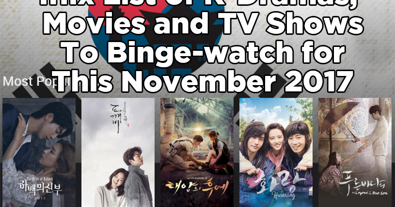 Korean Series On Iflix