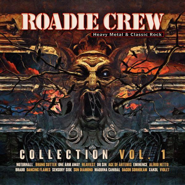"Dissecando Coletâneas #01: ""Roadie Crew"" – Collection Vol.1"