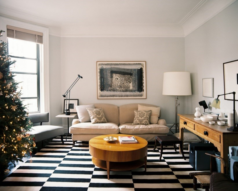 How to Make Traditional Minimalist Living Room