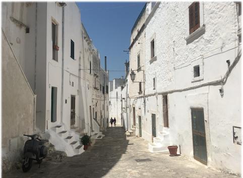 Miasta Apulii i Matera, część 4