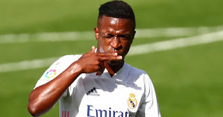Real Madrid attacker Vinicius reveals key factor behind brilliant start to the season