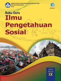 IPS Buku Guru Kelas 9-IX Kurikulum 2013 Revisi 2018