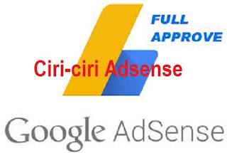 Ciri-ciri Asense Diterima Full Approve