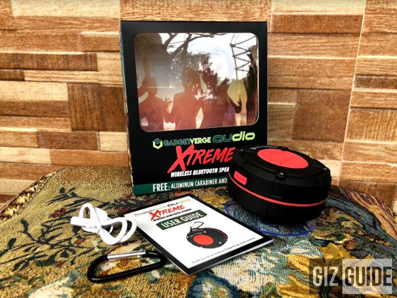 gadgetverge audio xtreme speaker package