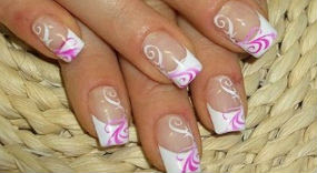 French Manicure, french manicure short nails,  french manicure ideas 2020,  french manicure designs,  french manicure 2019,  french manicure 2020,  french manicure kit,  french manicure with color,  french manicure acrylic,
