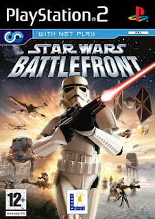 Star Wars Battlefront PAL PS2