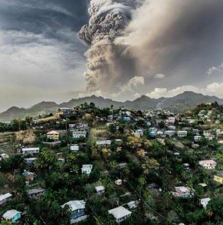 Ηφαίστειο Σουφριέρ : Πιθανόν να επηρεάσει το παγκόσμιο κλίμα λένε οι επιστήμονες