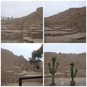 Huaca Pucclana, Lima, Peru