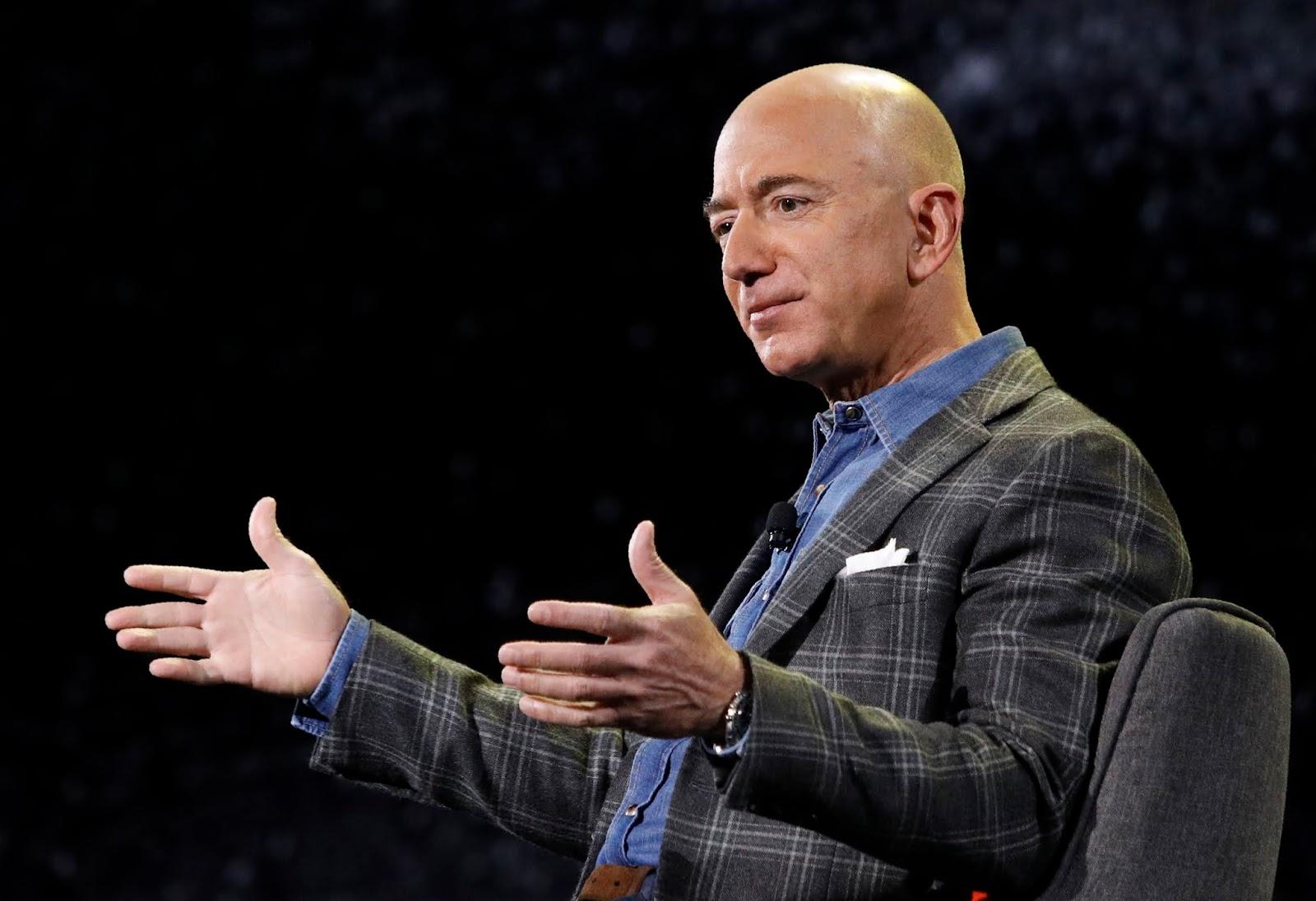"""""""Arbeitsbedingungen sind unter aller Sau"""" – Jeff Bezos begründet, warum er bei Amazon aufhört"""